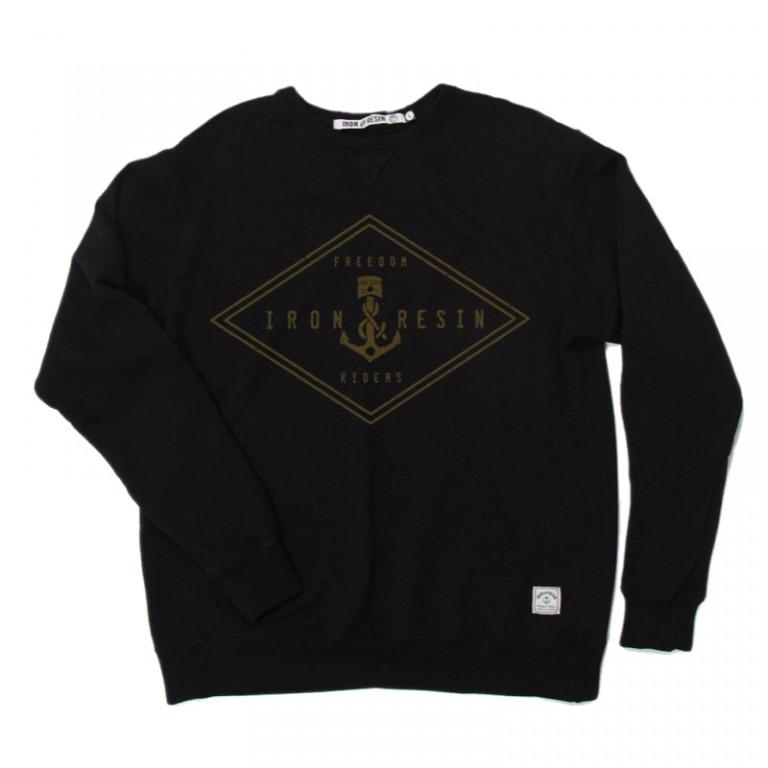 Iron and Resin - Sweatshirts - INR Double Diamond Crew