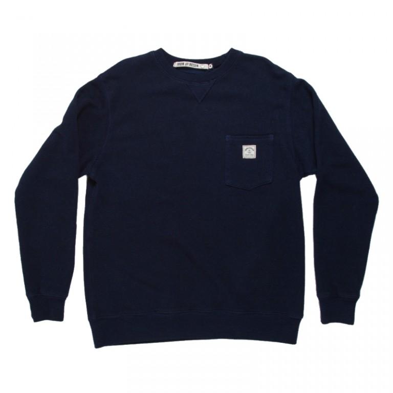 Iron and Resin - Sweatshirts - Stocker Crew Denim