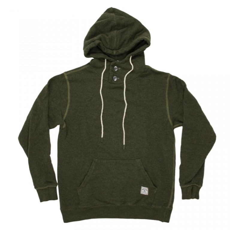 Iron and Resin - Sweatshirts - Todos Santos Pullover Olive