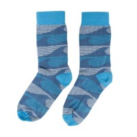 Iron and Resin - Underwear and Socks - INR X Union Thread Socks Blue