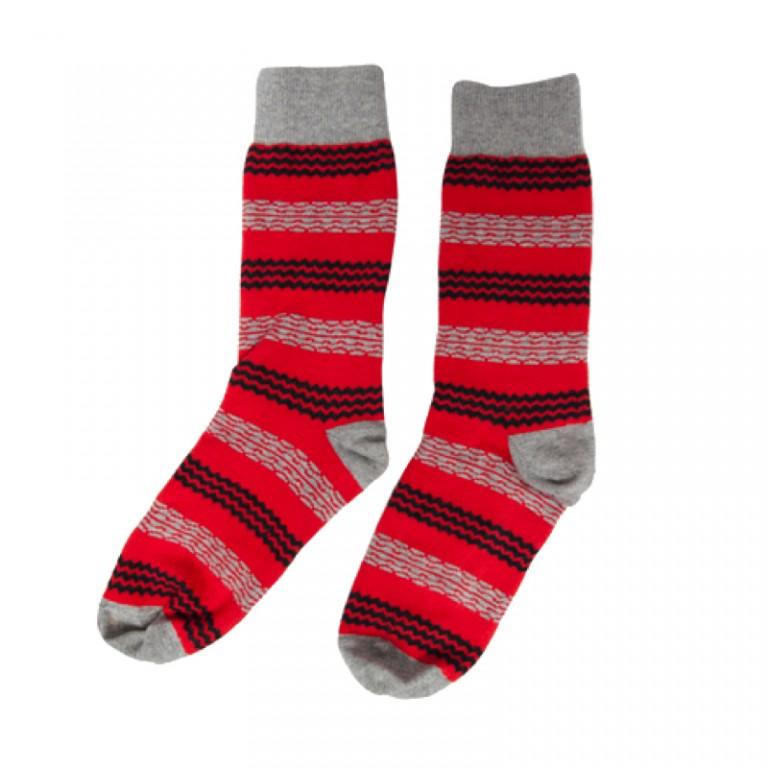 Iron and Resin - Underwear and Socks - INR X Union Thread Socks Bone