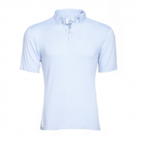 Mizzen+Main - Polos - Count Fleet Light Blue Polo