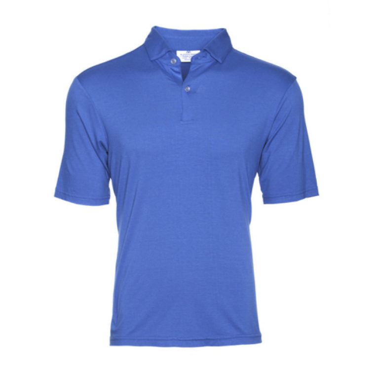 Mizzen+Main - Polos - War Admiral Royal Blue Polo