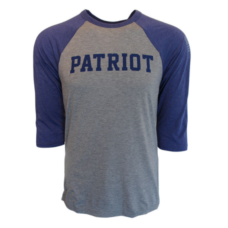 Mizzen+Main - T-Shirts -The Patriot T-Shirt