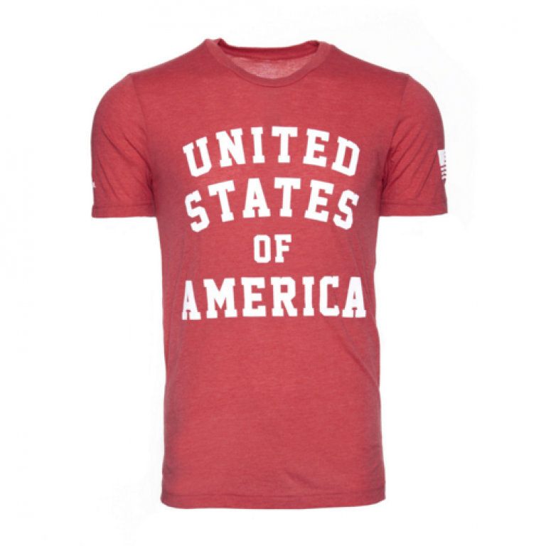 Mizzen+Main - T-Shirts -The Remember Everyone Deployed T-Shirt