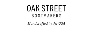 Oak Street Bootmakers Logo Rectangle