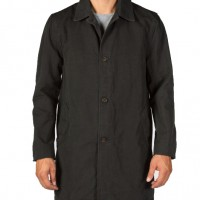 Save Khaki United - Coats and Jackets - Cotton-Linen Trench