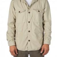 Save Khaki United - Coats and Jackets - Fleece Lined Multi-Pocket Jacket