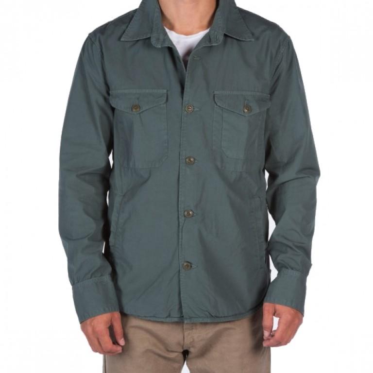 Save Khaki United - Coats and Jackets - Poplin Multi-Pocket Jacket