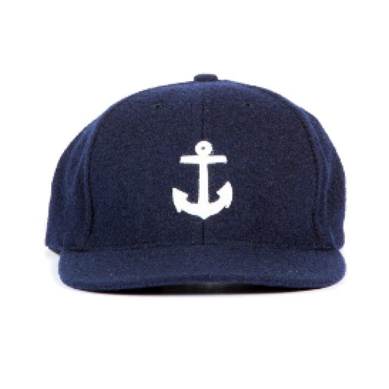 Save Khaki United - Hats - Wool Blend Anchor Cap