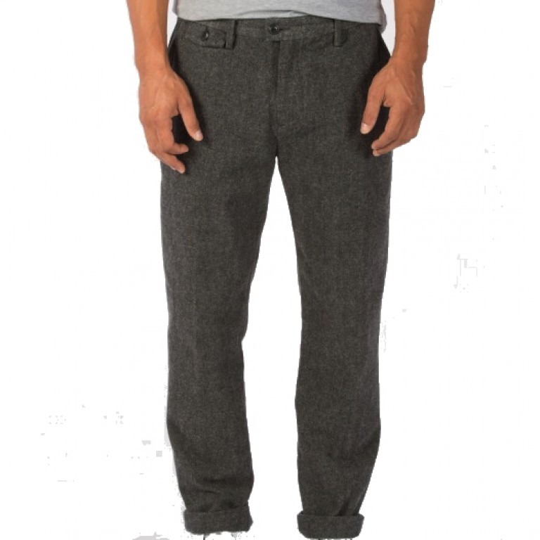 Save Khaki United - Pants - Herringbone Dress Chino