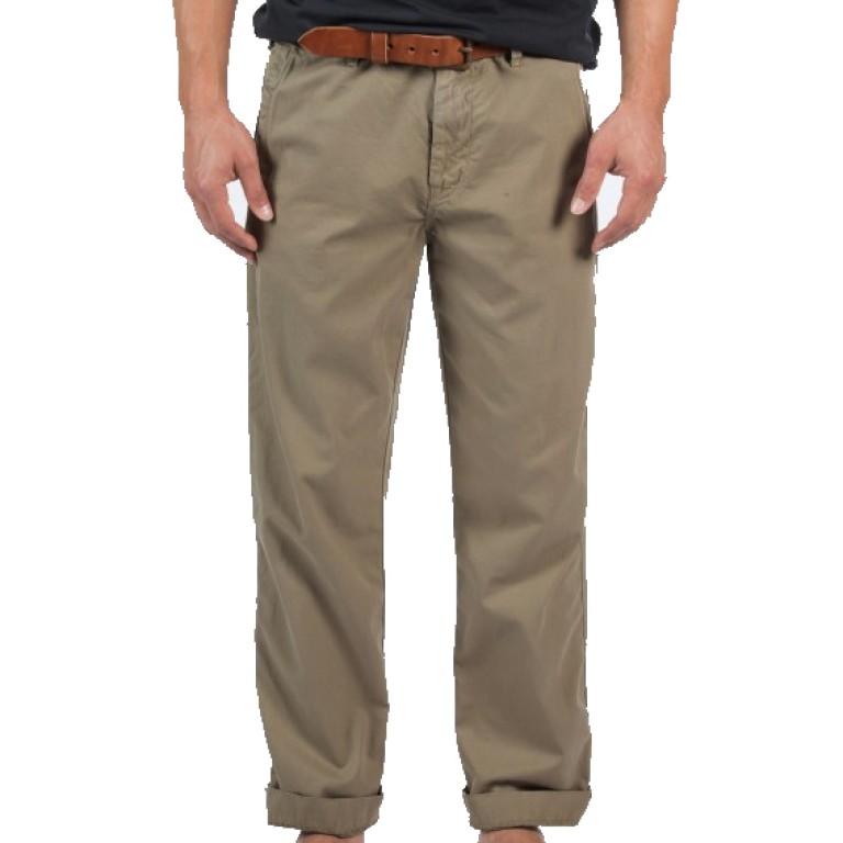 Save Khaki United - Pants - Light Twill Weekend Chino