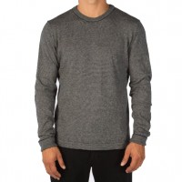 Save Khaki United - Sweaters - L-S Stripe Crew Sweater