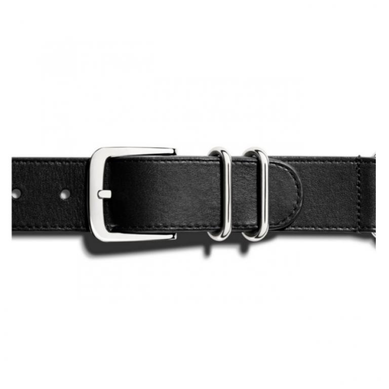 Shinola - Suspenders and Belts - G-10 Belt Black