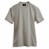 Todd Shelton - T-Shirts - Heather Grey Short Sleeve Crew