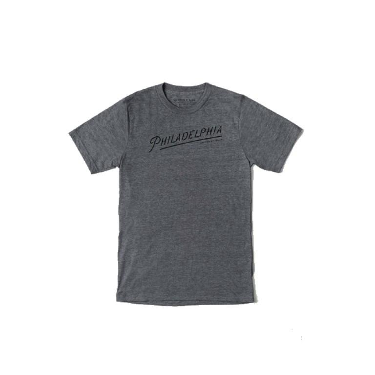 United By Blue - T-Shirts - Philadelphia Script Tee