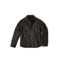 United by Blue - Coats and Jackets - UBB x Duckworth Woolfill Snapshirt Jacket