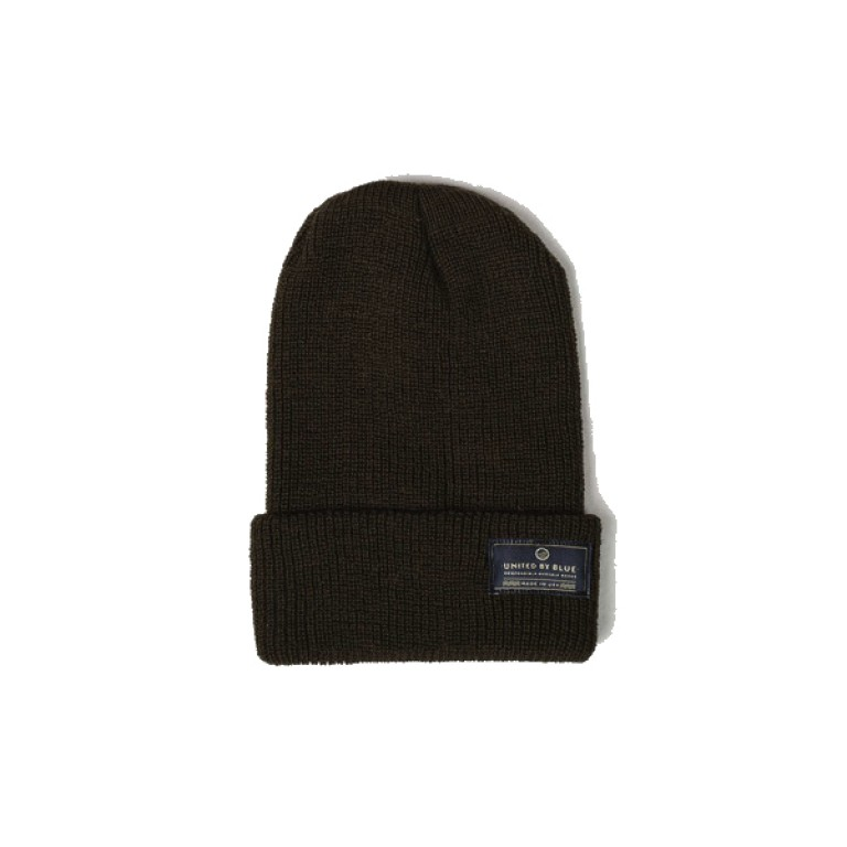 United by Blue - Scarves, Hats and Gloves - Classic Wool Beanie