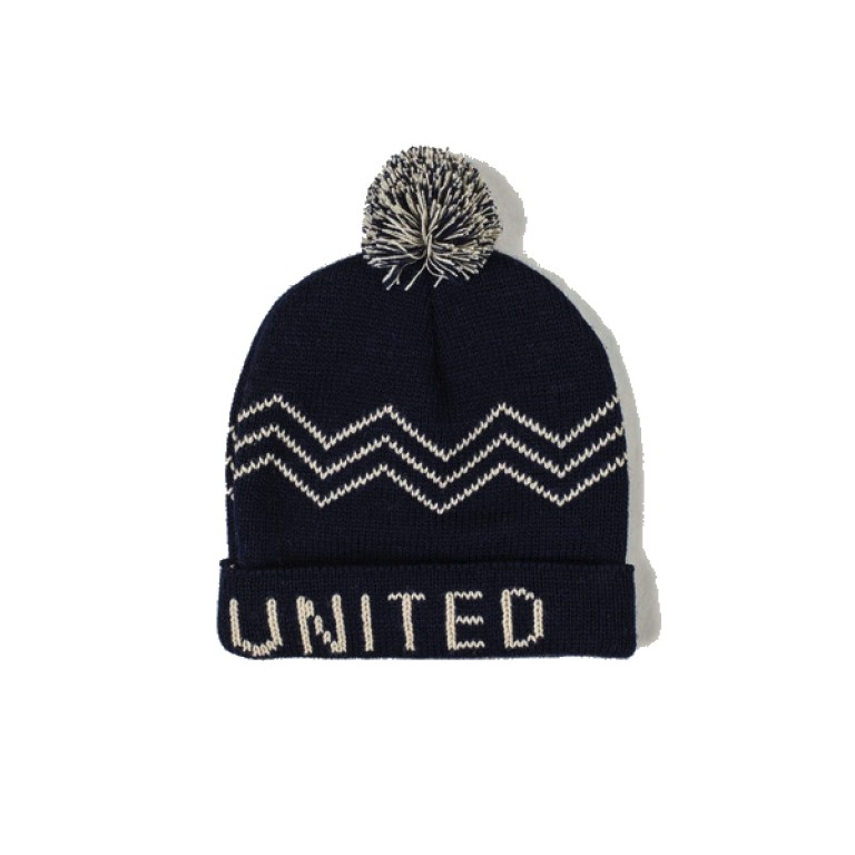 United by Blue - Scarves, Hats and Gloves - United by Blue Pom Beanie