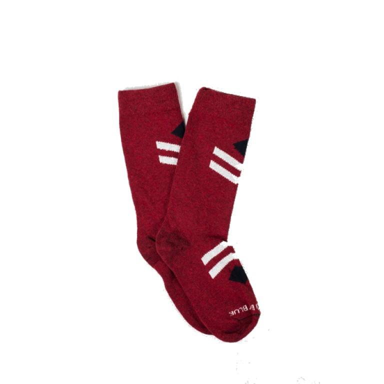 United by Blue - Underwear and Socks - Bartrams Socks Red Diamond