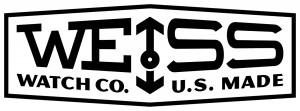 Weiss Watch Company Logo