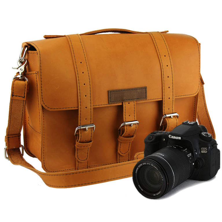 Copper River Bags - Wallets and Bags -  Sonoma Buckhorn Camera Bag