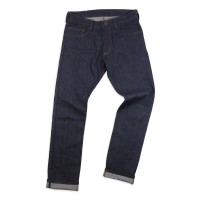 red clouds collective gn 02 selvedge denim jeans front view