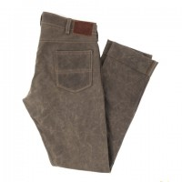 red clouds collective gn 04 waxed canvas havana pants