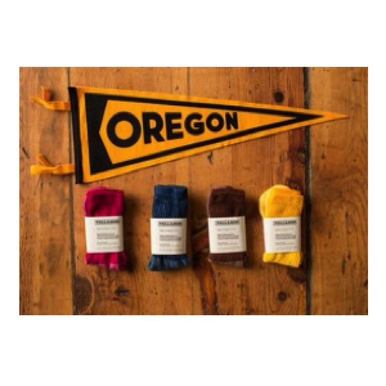 tellason assorted dyed crew socks