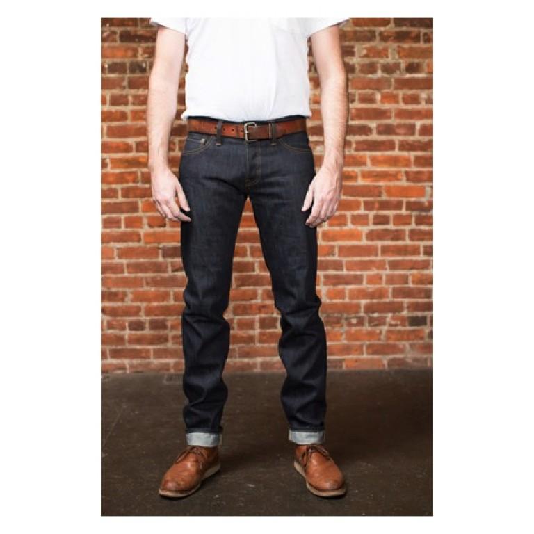 tellason ladbroke grove selvedge denim jeans