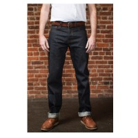 tellason sheffield straight tapered jeans