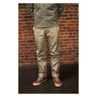 tellason straight leg army cloth canvas pants
