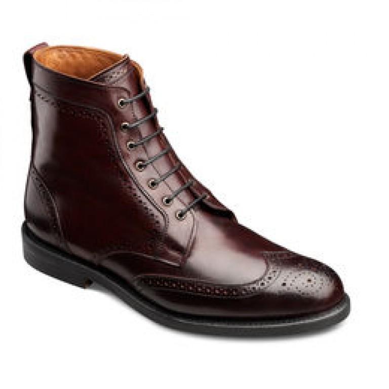 allen edmonds dalton cordovan boots