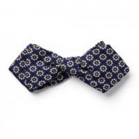 allen edmonds flower bow tie by carrot & gibbs
