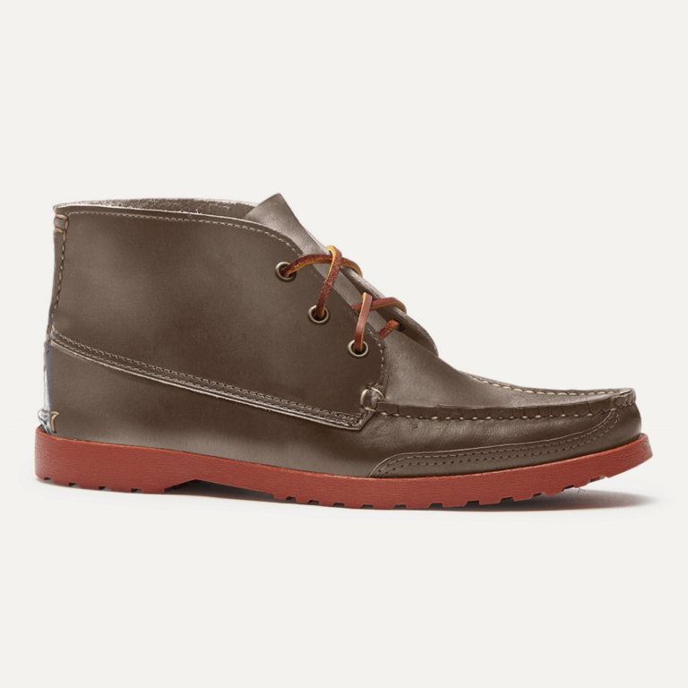 Quoddy - Boots - Kennebec Chukka Natural