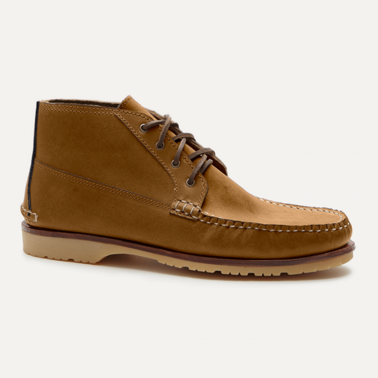 Quoddy - Boots - Telos Chukka Wheat