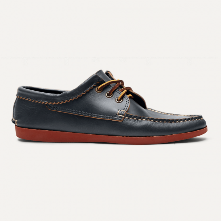 Quoddy - Casual Shoes - Blucher Navy