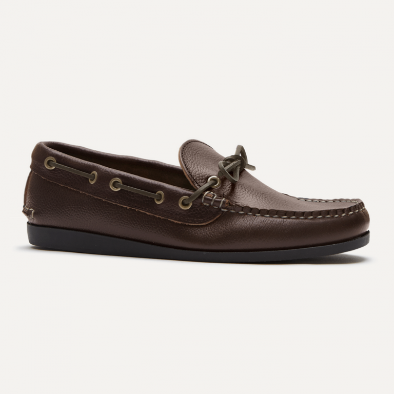 Quoddy - Casual Shoes - Canoe Shoe Brown