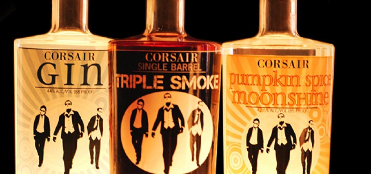 corsair liquors