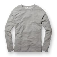 Buck Mason - Sweatshirts - Raglan Sweatshirt Heather Grey