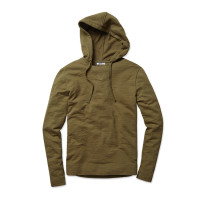 Buck Mason - Sweatshirts - Slub Hoodie Army