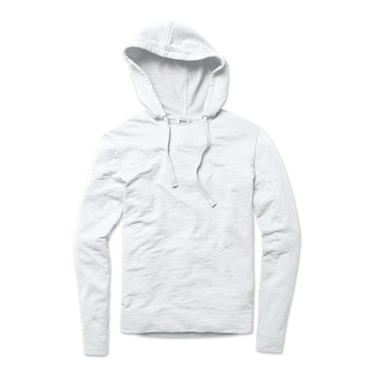 Buck Mason - Sweatshirts - Slub Hoodie White