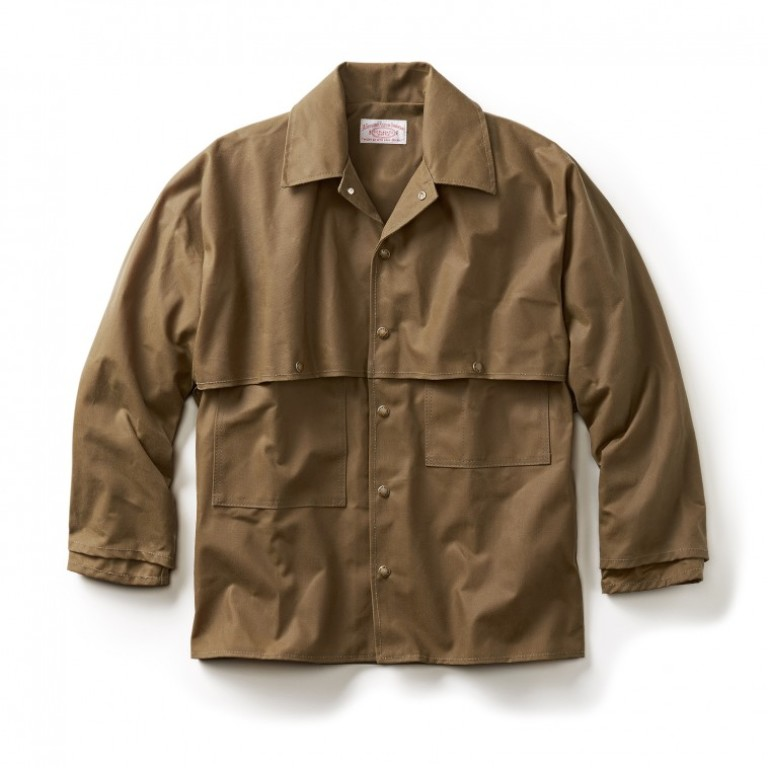 Filson - Coats & Jackets - Double Logger Coat Tan