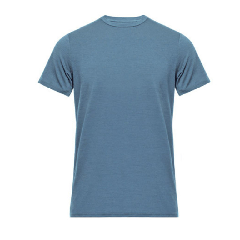 OLIVERS - T-Shirts - Convoy Tee Cobalt
