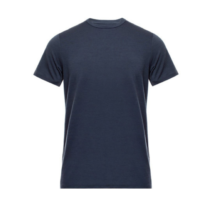 OLIVERS - T-Shirts - Convoy Tee Graphite