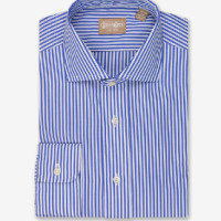 Images_Gitman Bros - Dress Shirts - Widespread Bengal Stripe Blue - 5.11.15