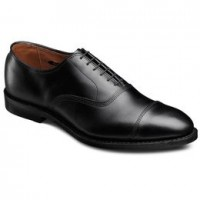 Allen Edmonds - Dress Shoes - Park Avenue Cap-Toe Oxfords Black