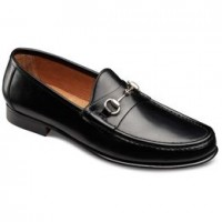 Allen Edmonds - Dress Shoes - Verona II Italian Loafers Black