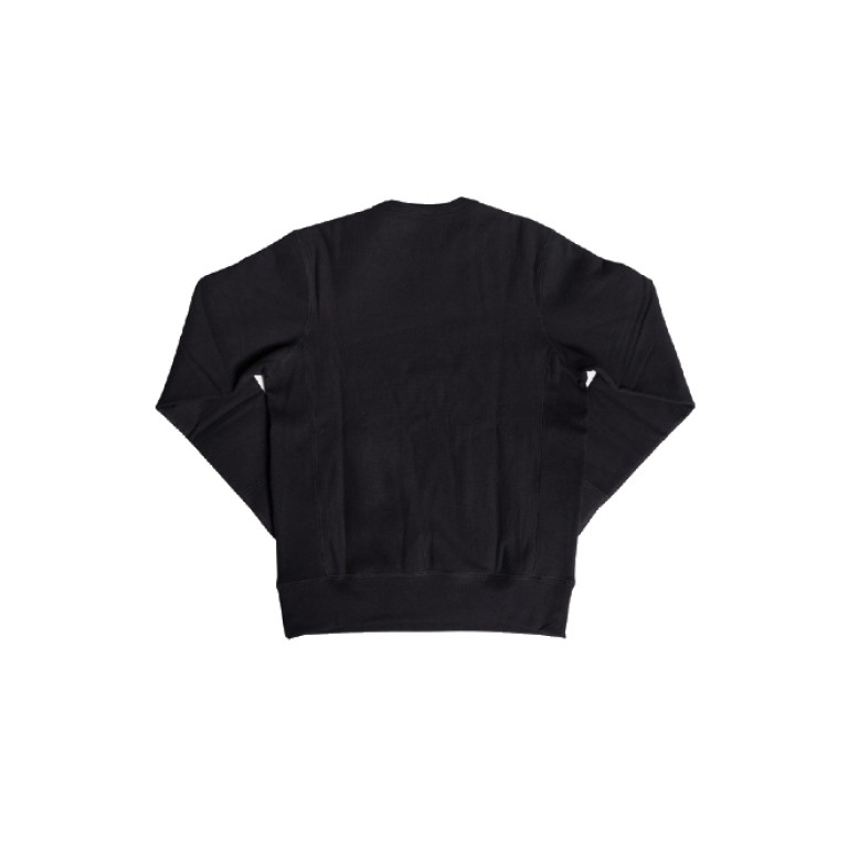 3Sixteen_Categories_Sweatshirts_Images_Heavyweight Crewneck Black 1.16.15