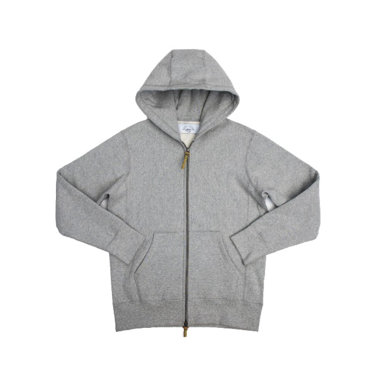 3Sixteen_Categories_Sweatshirts_Images_Heavyweight Hoody Grey 4.14.15
